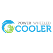 Power Wheeled Cooler Logo