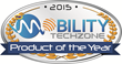 Transbeam Receives 2015 Mobility Tech Zone Product of the Year Award