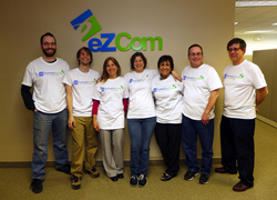 EDI Provider eZCom Software Supports Local Teens Through Two Ten Footwear Foundation's #FootwearCares