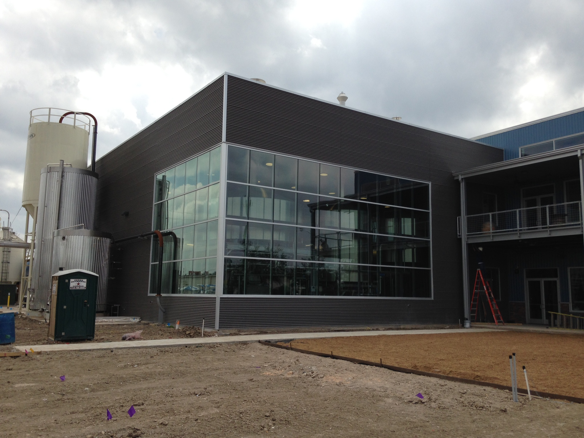 Whirlwind Steel Completes 19 000 Square Foot Brewery