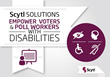 "Scytl Hosts Symposium: ""Empowering Voters and Poll Workers with Disabilities"""