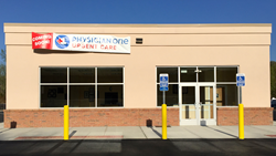 PhysicianOne Urgent Care Derby Location