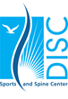 DISC Sports & Spine Center Logo