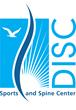 DISC Sports & Spine Center Logo