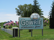 Gowrie Development Commission Presents The Strategic Plan Report At The Annual Spring Banquet Held April 9, 2015 In Gowrie, Iowa