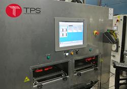 Gruenberg conveyor industrial oven