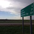 On the road to the March Against Monsanto in Oklahoma City