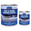 Eastwood Spray-on Sound & Heat Barrier Coating Increases Ride Comfort in New and Classic Cars and Trucks