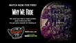 Complimentary On-line Screening of Why We Ride Available for 7 Days to Spur Crowd Funding Campaign for New Film I AM STURGIS
