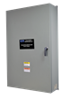 Lex Products, PowerGATE™ ReadySwitch™ Power Input Panel with Integrated Manual Transfer Switch for emergency power management