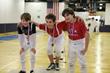 Sabre Fencing Medals
