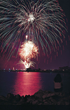 The annual Sertoma's Independence Day Celebration and Fireworks display over Pensacola Bay.