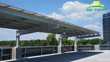 RBI Completed a Solar Carport Project at Cox Headquarters