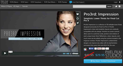 Pro3rd Impression Plugin from Pixel Film Studios