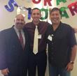 John McGrory Sr. (L), John McGrory, Jr. (M), David Schofield (R).