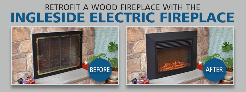 Touchstone Home Products Introduces an Electric Fireplace Insert ...