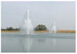 Floating Fountain Project for Cornerstone Development in Centerville,...