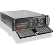 Rugged, Industrial-Strength 4-Port USB Hub Features Extended Temperature and 3.5 Inch Drive Bay Front Panel Mounting