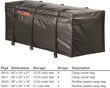 CURT Offers a Full Line of Cargo Bags