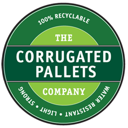 The Corrugated Pallets Company is a Low-Cost Leader in Manufacturing Corrugated Pallets