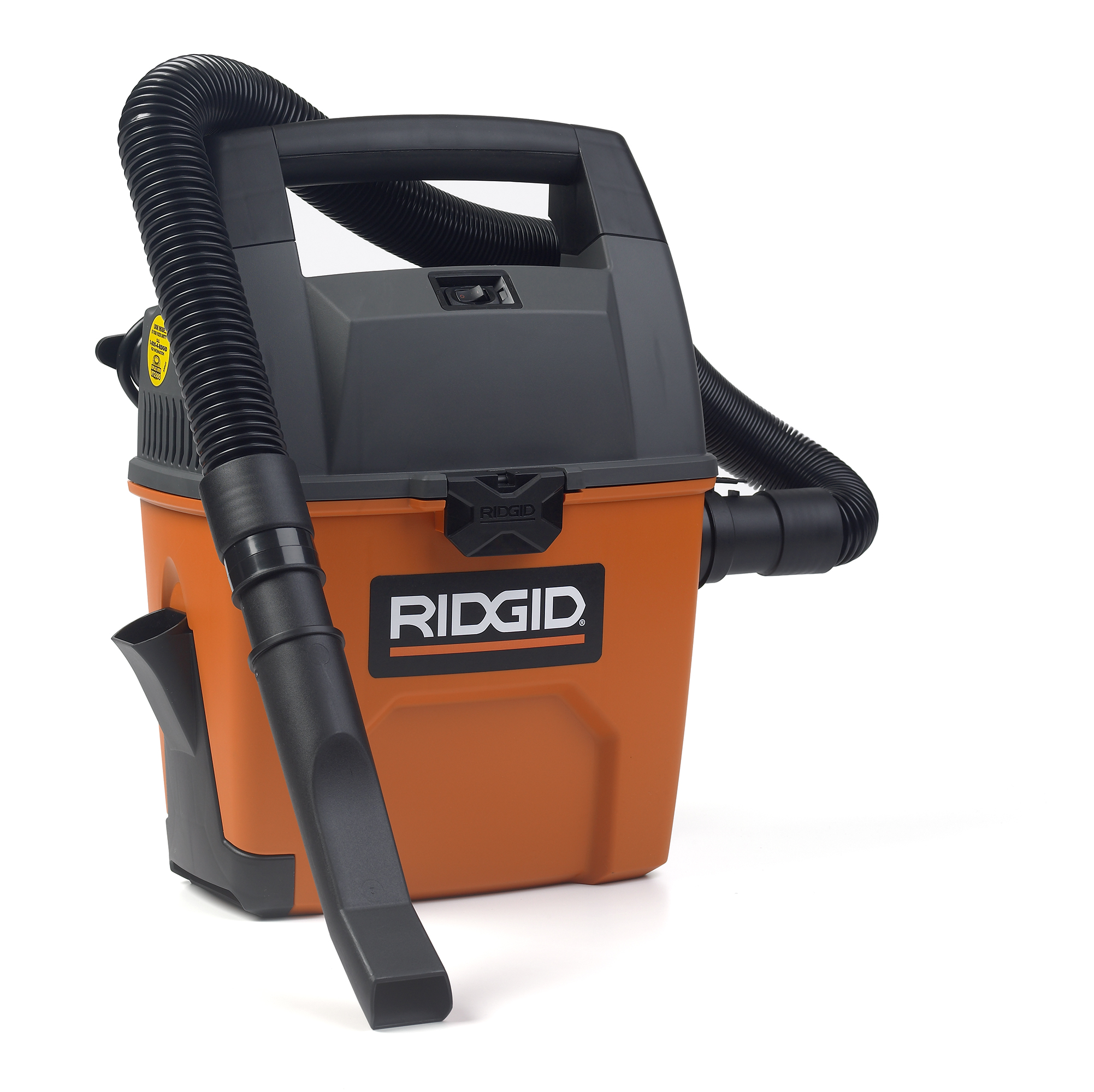 Portable Ac Vacuum 27 Lb Portable Countertop Ice Maker In Stainless Steel Portable Tool Box Steel Portable Light Table: Ridgid® Portable Pro Named As Best Overall Small Wet/Dry Vac