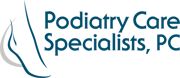 Podiatry Care Specialists, PC Logo
