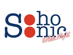 Soho Sonic White Night logo