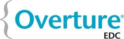 Overture EDC - electronic data capture system logo