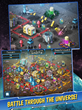 Battle through the Universe