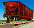 Cardinal Low-Profile Railroad Track Scales Now Offer Mobile App Functionality