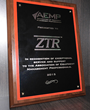 ZTR Control Systems Wins Coveted Award