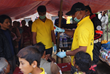 Scientology Volunteer Ministers sprung into action to help May 12, 2015, when the 7.3 earthquake hit Nepal.