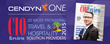 Cendyn/ONE™ named by CIO Review as one of the '20 Most Promising Travel & Hospitality Solution Providers' for 2015