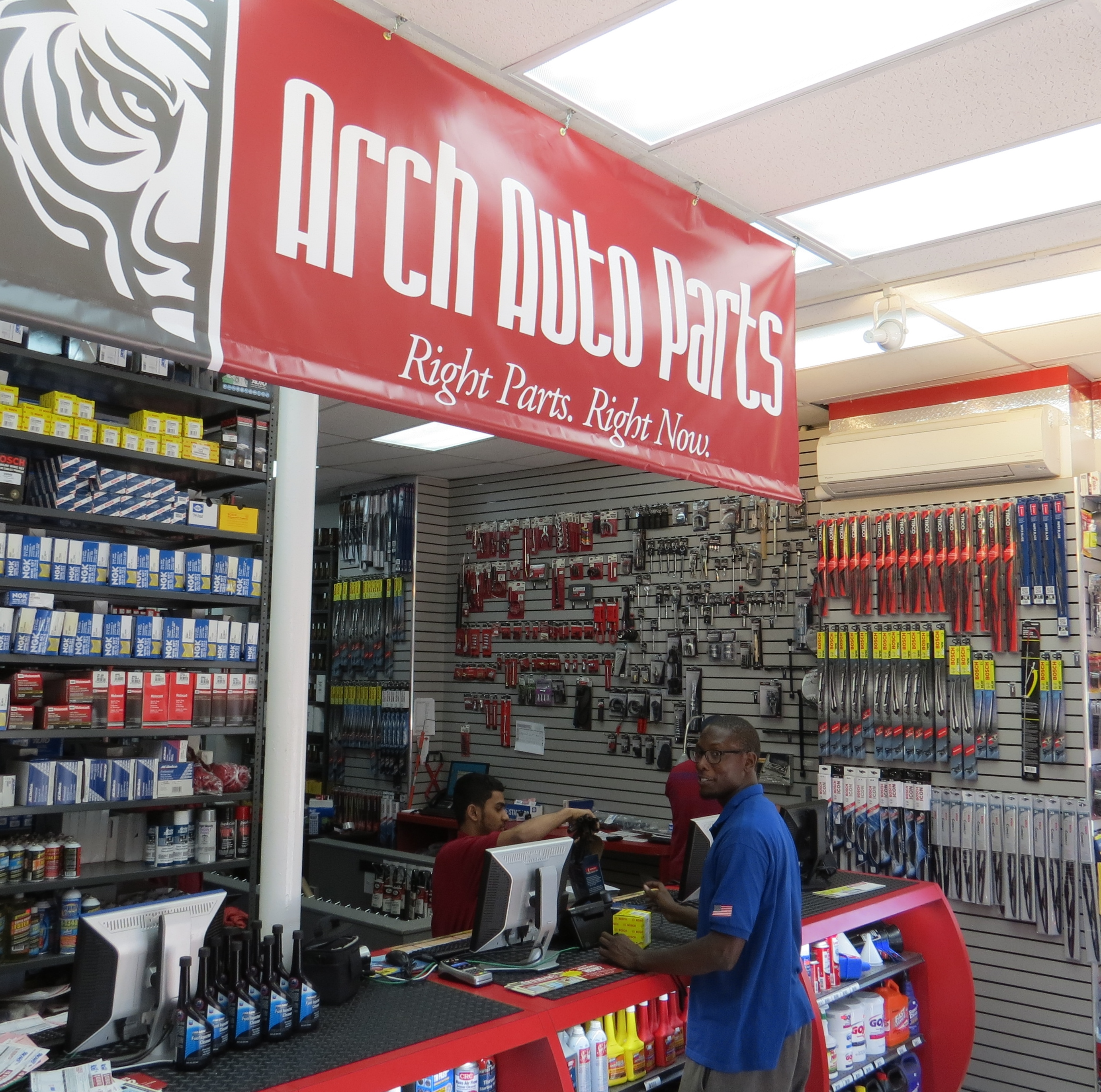 Arch Auto Parts' 10th Store Opens In Richmond Hill, Queens