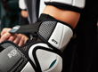 Surgeon 500 Elbow Pads feature Precision Fit, Moisture Management HD Foams, 360+ Strap and a Full-Arm Sleeve.