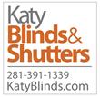 Katy Blinds & Shutters 218-391-1339