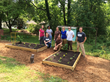 Carolina Farm Credit Sows Seeds at Children's Home of Iredell County