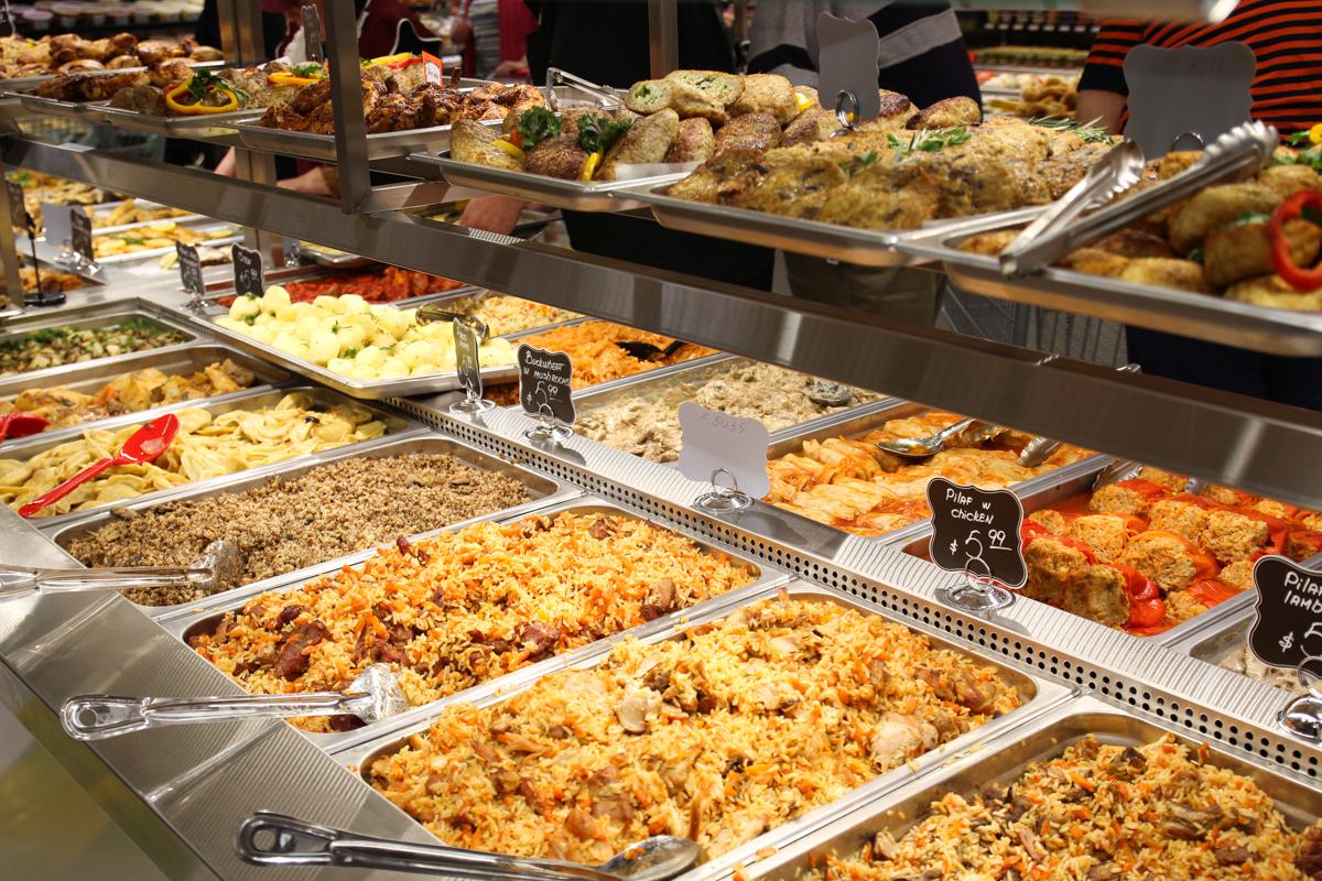 Prepared Food Convenience Store