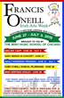 The Irish Music School of Chicago presents the Annual Francis O'Neill Irish Arts Week, June 27 – July 3, 2015
