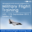Attendee list and latest agenda released for Military Flight Training 2015