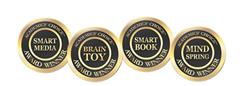 Academics' Choice Award Seals