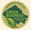 Montgomery County Green Certification seal