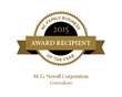 M.G. Newell named one of the 2015 North Carolina Family Businesses of...
