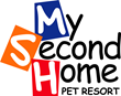 My Second Home Pet Resort Renews Support for Agape Animal Rescue