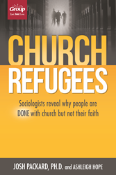 Cover of 'Church Refugees'