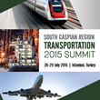 Transportation in the South Caspian region to be addressed at a high-level Summit in Istanbul on 28-29th July 2015