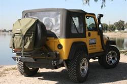 4WD Trasharoo JakJaw WARN winches
