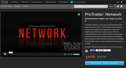 ProTrailer Network Plugin from Pixel Film Studios