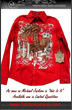 The Mission Clothing Red Lion Shirt, as Seen on Michael Jackson in This Is It, Has Been Re-issued and Is Available Exclusively at TattooApparel.com