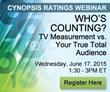 Cynopsis Media Announces Ratings Webinar for June 17